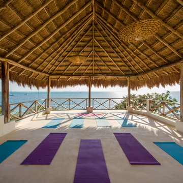 Gina Marciano Yoga Retreat