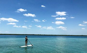 """Ayahuasca Healing & Expansion Retreat in Bacalar, Mexico"""