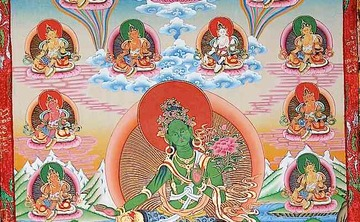 Tara Practice: Exploring Compassion in Movement and Song