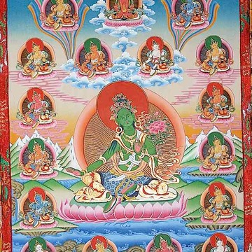 Tara Practice: Transcending Fear through Song & Dance