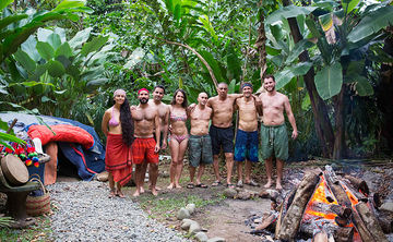 6-day LOST&FOUND Ayahuasca & Temazcal Retreat in Costa Rica