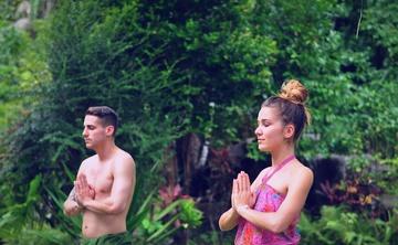 5 Days Hot Spring Bath Yoga & Thai Cooking Retreat in Thailand