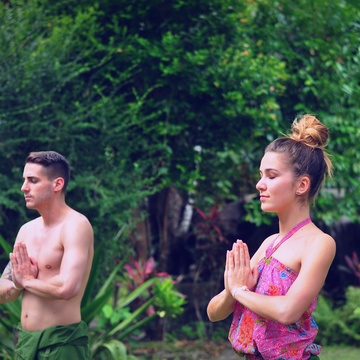 5 Days Hot Spring Bath Yoga & Thai Cooking Retreat in Thailand