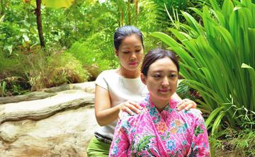 6 Days Hot Spring Bath Yoga & Thai Cooking Retreat in Thailand