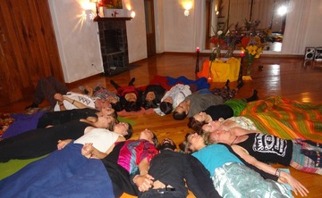 200 hours tantra yoga teacher training in Ecuador - February 2016
