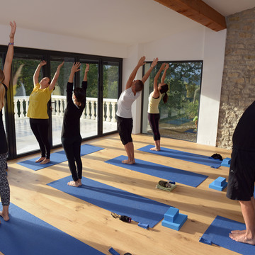 Life in Balance Yoga Retreat