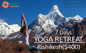 Yoga Retreat in Rishikesh - Ekam Yogashala