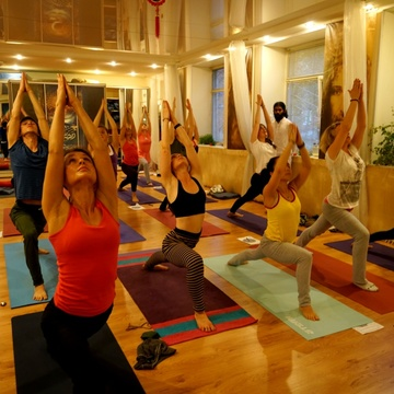 Holistic Yoga Teacher Training Goa, India
