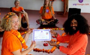 200 Hrs Holistic Yoga Teacher Training Goa, India