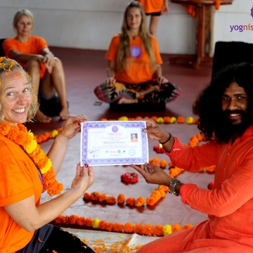 200 Hrs Holistic Yoga Teacher Training Goa, India