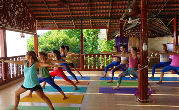 300hr Level 2 Jivani Yoga Advanced Teacher Training