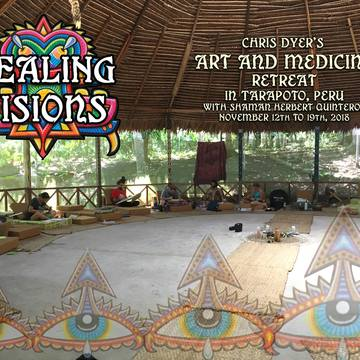 Healing Visions- Art & Medicine Retreat