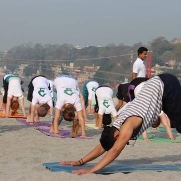 Certified Yoga Instructor in Rishikesh