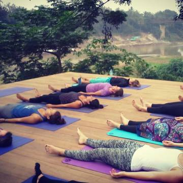200 Hour Intensive Yoga Teacher Training in Koh Chang, Thailand