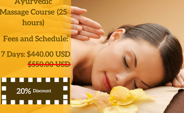 Ayurvedic Massage Course in Kerala
