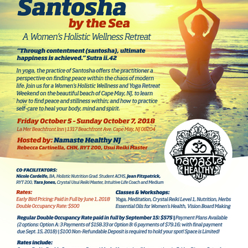 Santosha by the Sea: A Women's Holistic Healing Retreat