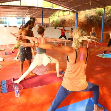Shree hari yoga