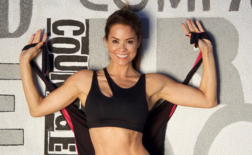 Brooke Burke Body Transformation at Civana Carefree