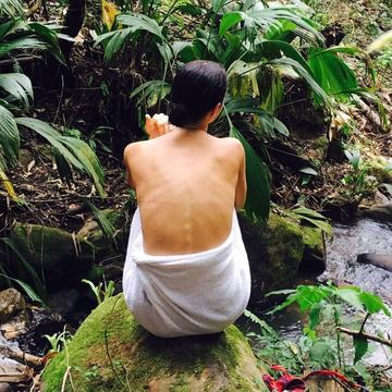 1 month ayahuasca and plant dieta immersion
