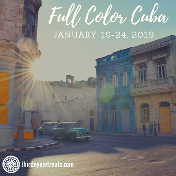 Cuba Yoga Retreat (this retreat is LEGAL FOR AMERICANS)