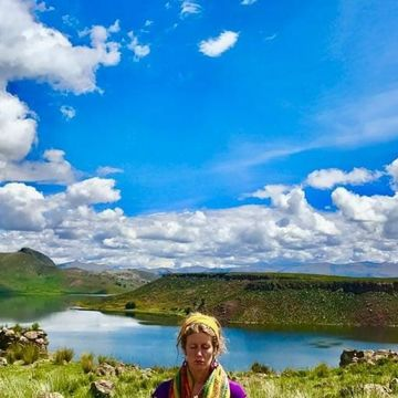 Lake Titicaca Magical Inner Journey, Meditation & Yoga Retreat
