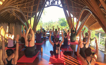 Bali Body & Harmony Yoga Retreat