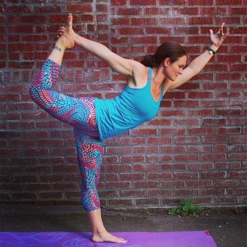 Yoga Retreat with Leah Marshall