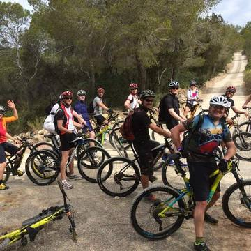Ride Ibiza. Biking, Nutrition and outdoor activities