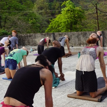 200 Hour Vinyasa Yoga Teacher Training in Rishikesh