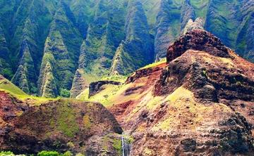 7 Day Sacred Mythic Journey Na Pali Coast, Hawai'i