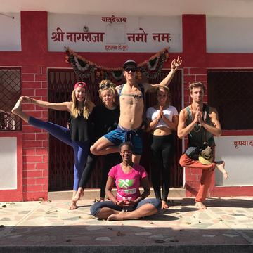200-Hour Hatha and Ashtanga Yoga Teacher Training in Rishikesh, India