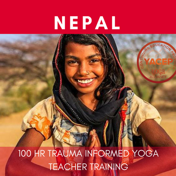 100 hr Trauma-Informed Yoga Alliance Registered Teacher Training