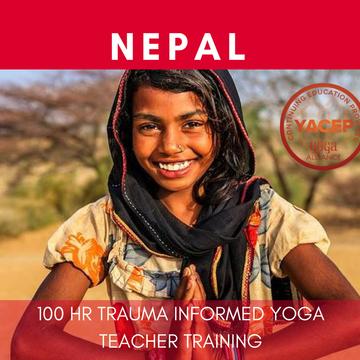 100 hr Trauma-Informed Yoga Alliance Registered Teacher Training