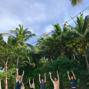 Yoga Retreat with Carrie Bain