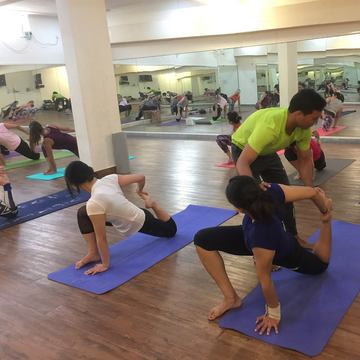 Yoga Teacher Training Program in Gurgaon