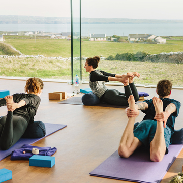 May Bank Holiday Yoga Getaway