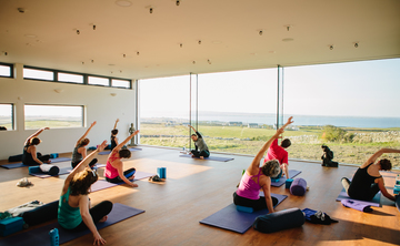 Residential Yoga Weekend