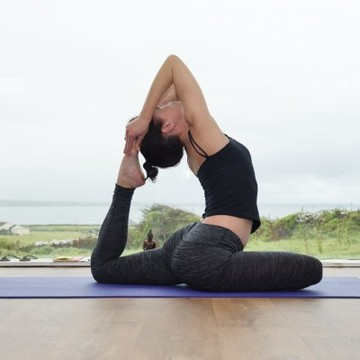Residential Yoga Weekend with Elena Moreo