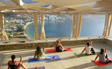 Breathe-A Greek Island Journey into Calm Awareness with Cindy Johanessen