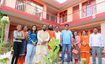 YOGA TEACHER TRAINING DHARAMSHALA INDIA