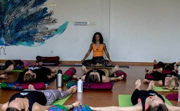 20 Day 200 Hour Certified Yoga Teacher Training Course, Siem Reap
