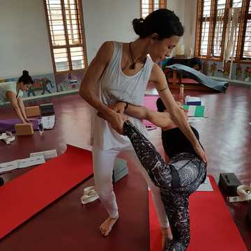 200H Hatha Yoga TTC with Yoga Alliance USA - Veg food & accomodation incluyed