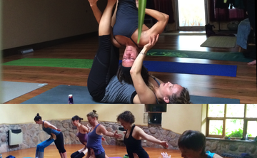 Adventure Yoga Retreat with Aly Nind