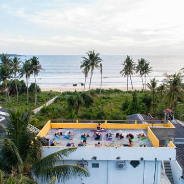 Nourish yourself and pay what you want – Yoga Retreat