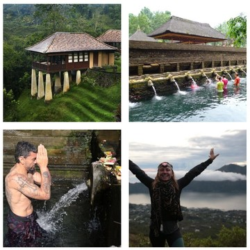 Mind, Body, Spirit Retreat with Allison Feehan and Amanda Huggins in Bali
