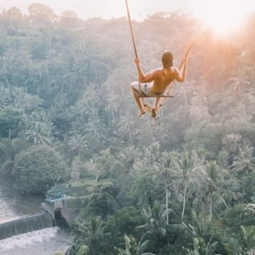 LIFE WITH WILD ABANDON RETREAT WITH JAMIE WOZNY IN BALI