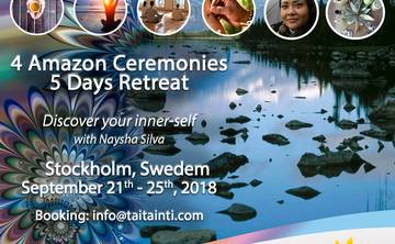 05 DAYS RETREAT SWEDEN
