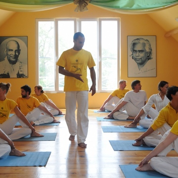 Teachers' Training Course – April 2019