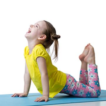Kid's Yoga Program – Krishna Das Weekend