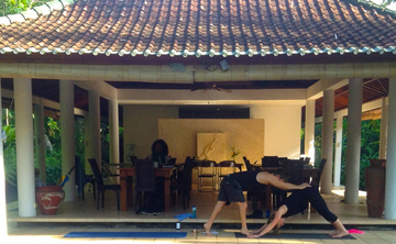 200Hr Sadhana Yoga School Bali Yoga Teacher Training November 2016